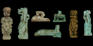 Egypt - Seven Amulets