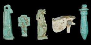 Egypt - Five Amulets