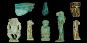 Egypt - Eight Amulets