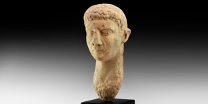 Roman Head of a Nobleman