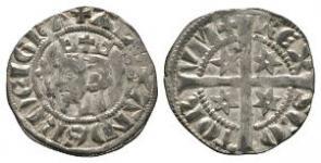 World Coins - Scotland - Alexander III - Long Cross Penny