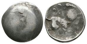 Celtic Iron Age Coins - Danubian - Imitative Macedonian Tetradrachm