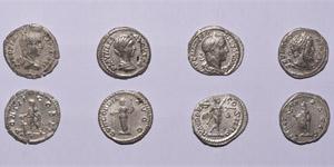 Ancient Roman Imperial Coins - Septimius Severus to Severus Alexander - Denarii [4]