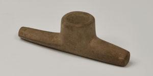 Prehistoric - North America - Stone Pipe