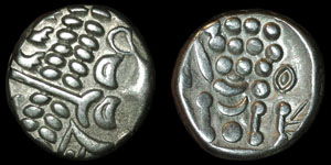 British Celtic - Durotriges - Silver Stater