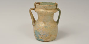 Roman - Two-Handled Glass Pelike