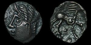British Celtic - Uninscribed - Silver Unit