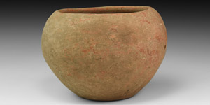 Bronze Age Holy Land Ceramic Vessel