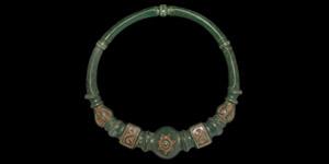 Iron Age Celtic Enamelled Torc