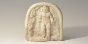 Roman - Marble Plaque - Eros