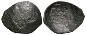 Alexius III Angelus Comnenus - Nimbate Christ Trachy