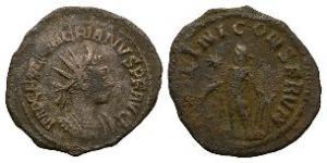 Ancient Roman Imperial Coins - Macrian - Jupiter Antoninianus
