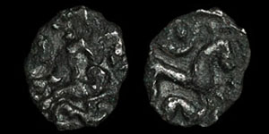 British Celtic - St. Albans Zoo Type - North Thames - Silver Unit
