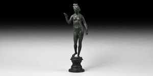 Roman Statuette of the Goddess Venus