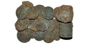 Admiral Gardner Shipwreck Coin Group