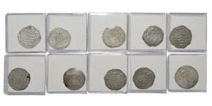 World Coins - Islamic - Ayyubids - Dirhams [10]