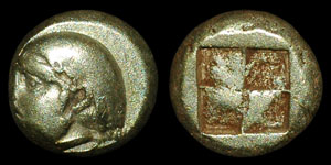 Greek - Ionia - Phokaia - Electrum Sixth
