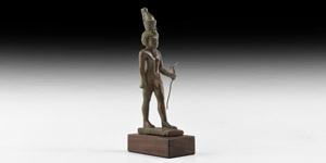 Egyptian Neferhotep Statuette