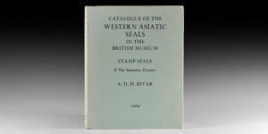 Archaeological Books - Bivar - Western Asiatic Seals - Stamps Seals II - BM
