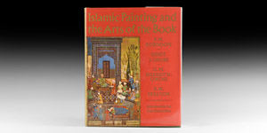 Archaeological Books - Various - Islamic Painting & the Arts of the Book