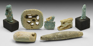 Egyptian Amulet Collection