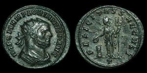 Roman Empire - Florian - Antoninianus