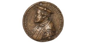 World Commemorative Medals - Italy - Cardinal Christoforo Madruzzo - Medallion