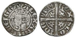 World Coins - Scotland - Alexander III - Penny