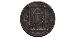 British Commemorative Medals - Holborn Restaurant - 1895 - James Cudmore Medal