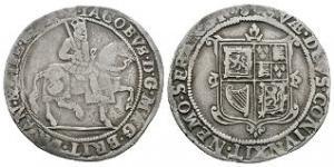 World Coins - Scotland - James VI - 30 Shillings