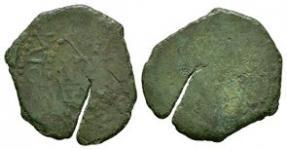 World Coins - Ireland - Charles I - Kilkenny Halfpenny