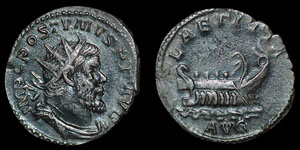Roman Empire - Postumus - Antoninianus