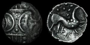 British Celtic - Iceni - Ece - Silver Unit