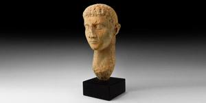 Roman Head of a Man