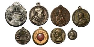 World Commemorative Medals - Vatican - Pope St John XXIII - Medals [8]