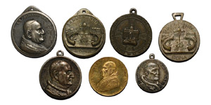 World Commemorative Medals - Vatican - St John XXIII - Medals [7]