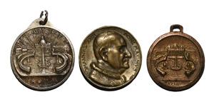 World Commemorative Medals - Vatican - St John XXIII/Paul VI - Medals [3]