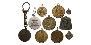 World Commemorative Medals - Italy - Religious Medals [10]