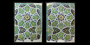 Tile Panel Pair