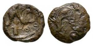 Celtic Iron Age Coins - Eastern - North Thames Serpent Unit