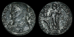 Roman Empire - Licinius I - AE Follis