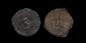 Post Medieval Apothecary Jar Lid Seals