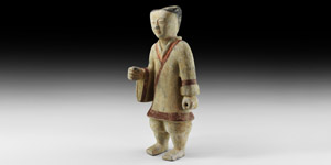 Chinese Han Soldier Figure