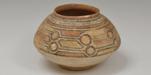 Bronze Age - Indus Valley - Painted Vessel