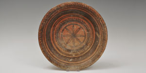 Bronze Age - Indus Valley - Painted Shallow Bowl