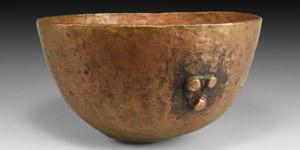 Iron Age Ceremonial Vessel