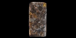 Natural History - Seymchan Meteorite