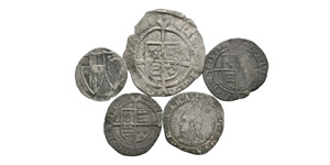 English Tudor Coins - Henry VIII to Commonwealth [5]