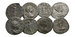 Ancient Roman Imperial Coins - Septimius Severus and Family - Denarii [8]
