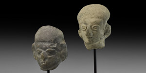 Pre-Columbian Head Group